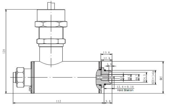 explosion proof solenoids for hydraulic valves kaidi solenoid rh solenoidsupplier com Electric Over Hydraulic Pump Wiring Diagram Monarch 12 Volt Hydraulic Pump Wiring Diagram