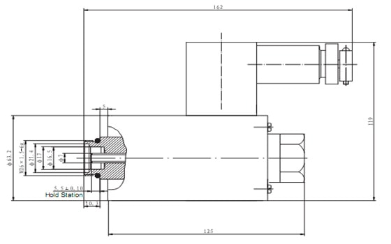 explosion proof solenoids for hydraulic valves kaidi solenoid rh solenoidsupplier com Simple Hydraulic Pump Wiring Diagram Dump Truck Hydraulic Pump Diagram