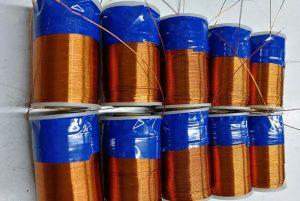 solenoid coil welding