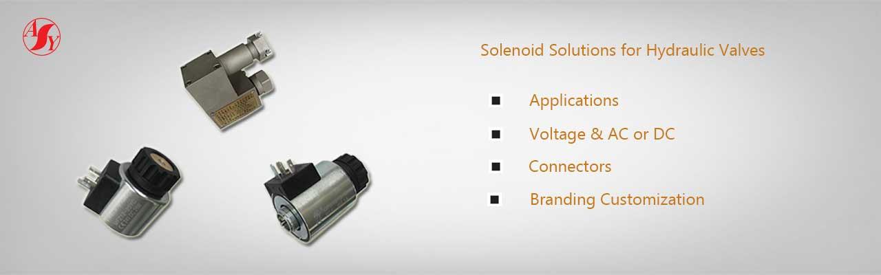 custom solenoid
