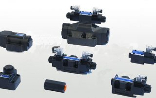 different hydraulic valves