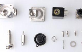 hydraulic solenoid parts details
