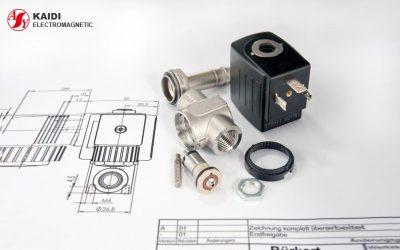 solenoid coil design