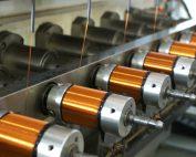 kaidi solenoid coil winding machine