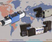 voltage standards for solenoid valve