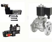 connecting methods of solenoid valve