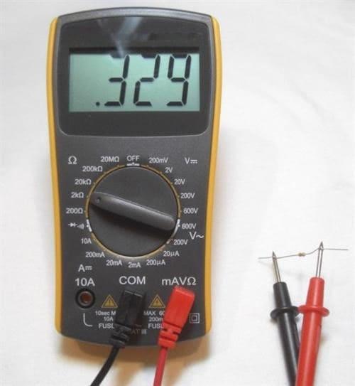 set multimeter